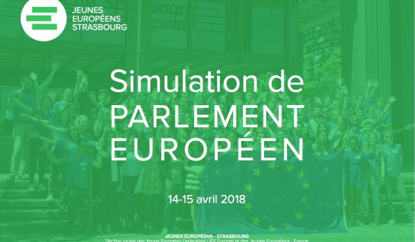 Simulation de Parlement européen